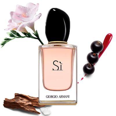 Imagem 3 do produto Si Giorgio Armani - Perfume Feminino - Eau de Parfum - 100ml