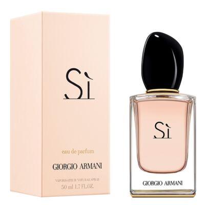 Imagem 2 do produto Si Giorgio Armani - Perfume Feminino - Eau de Parfum - 50ml