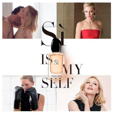 Imagem 4 do produto Si Giorgio Armani - Perfume Feminino - Eau de Parfum - 30ml