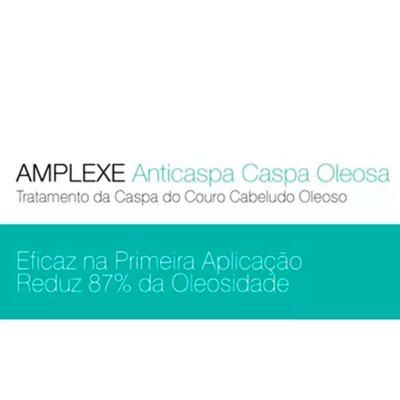 Imagem 2 do produto Amplexe Caspa Oleosa Ada Tina - Shampoo Anticaspa - 200ml