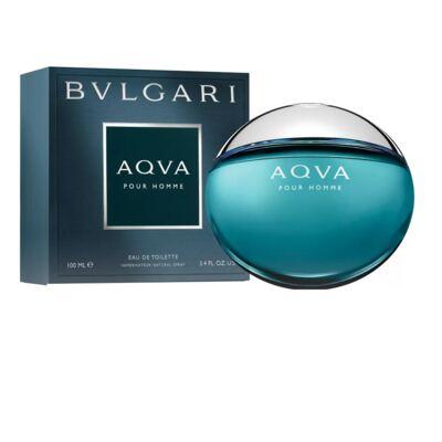 Imagem 2 do produto Aqva Pour Homme BVLGARI - Perfume Masculino - Eau de Toilette - 100ml
