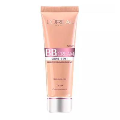 Imagem 4 do produto BB Cream 5 em 1 SPF20 L'oréal Paris + The Colossal Volum' Express Super Filme Maybelline - Kit