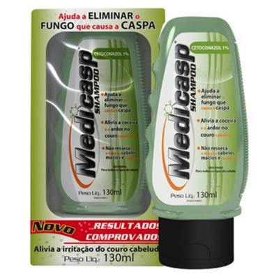 Imagem 1 do produto Medicasp Shampoo 130ml