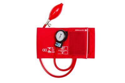 Imagem 3 do produto Kit Esteto Littmann Cardiology III Vermelho com Aparelho de Pressão Bic Vermelho