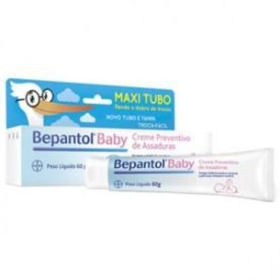 Imagem 3 do produto Bepantol Baby - caixa com 1 bisnaga com 60g de creme de uso dermatológico -
