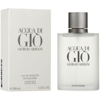 Imagem 6 do produto Acqua Di Giò Homme Giorgio Armani - Perfume Masculino - Eau de Toilette - 100ml