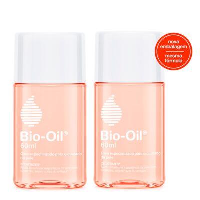 Imagem 1 do produto Kit de Tratamento Antiestrias Bio-Oil - Kit