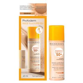 Protetor Solar Facial Photoderm Nude Touch - Dourado Fps 50 | 40ml