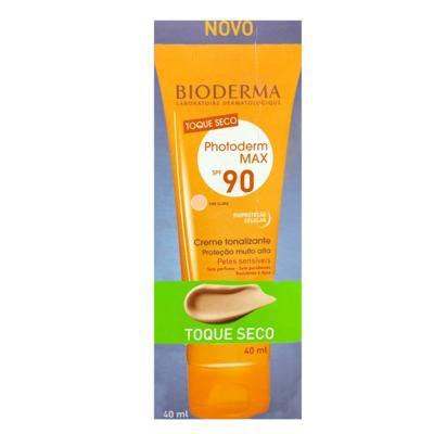 Imagem 3 do produto Photoderm Max Toque Seco Fps 90 Tinto Bioderma - Protetor Solar - Claro