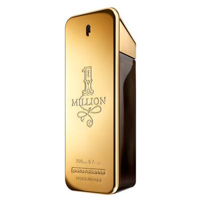 1 Million Paco Rabanne - Perfume Masculino - Eau de Toilette - 200ml