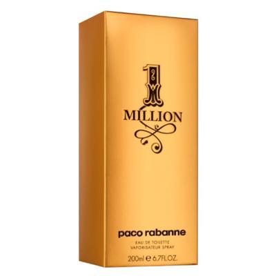 Imagem 7 do produto 1 Million Paco Rabanne - Perfume Masculino - Eau de Toilette - 200ml