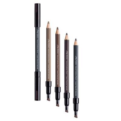Natural Eyebrow Pencil - Shiseido - Lápis para Sobrancelha - BR602 - Deep Brown