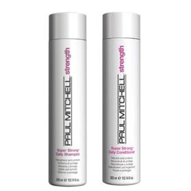 Kit Shampoo + Condicionador Paul Mitchell Super Strong Daily - Kit