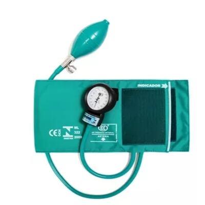Imagem 6 do produto Kit Esteto Littmann Cardiology IV Verde com Aparelho de Pressão Bic Verde