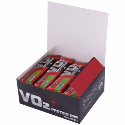 Imagem 2 do produto Vo2 Proteinbar Cx 24 Un. - Integralmedica - Chocolate