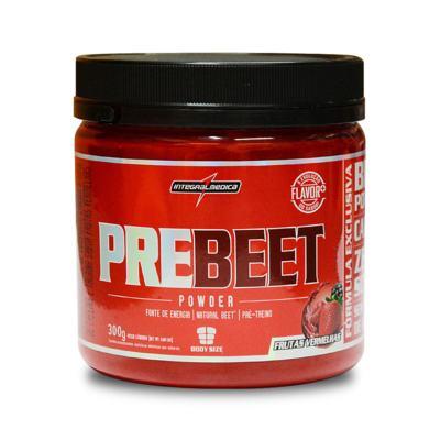 Imagem 1 do produto Pré Beet 300g - Integralmedica - Frutas Vermelhas