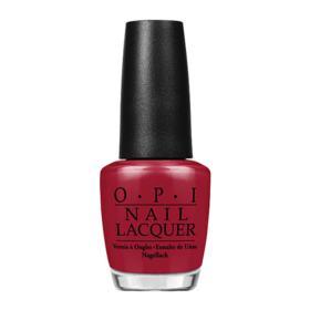 O.P.I Nail Lacquer O.P.I - Esmalte - Got The Blues For Red