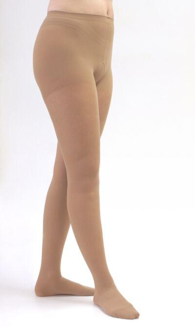Meia Calça 20-30 mmHg Assure Medi - BEGE M (FECHADO)