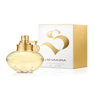 S By Shakira Feminino Eau De Toilette - 30 ml