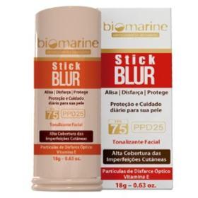 Base em bastão Biomarine Stick Blur FPS75 - Natural