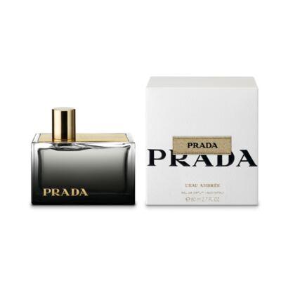 Imagem 1 do produto Prada L'eau Ambrée Prada Refilável - Perfume Feminino - Eau de Parfum - 80ml