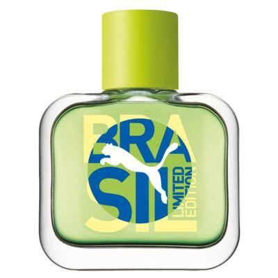 Puma Green Brasil Edição Limitada Puma - Perfume Masculino - Eau de Toilette - 40ml