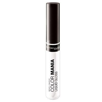 Imagem 1 do produto Color Mania Liquid Gloss Maybelline - Gloss - 100 - Crystal Clair