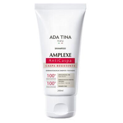 Amplexe Caspa Resistente Ada Tina - Shampoo Anticaspa - 200ml