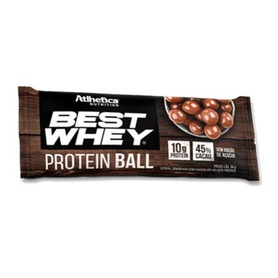 Best Whey Potein Ball 50g - Atlhetica Nutrition