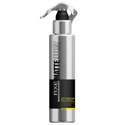 Axe Matte Effect Texturizing Salt Spray - Spray Fixador - 180ml