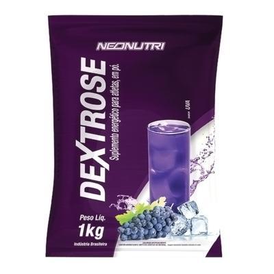 Dextrose 1Kg - Dextrose 1Kg Açai C/ Guaraná