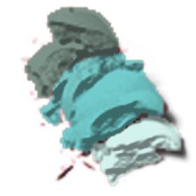 Luminizing Satin Eye Color Trio Shiseido - Paleta de Sombras - GR412 - Lido