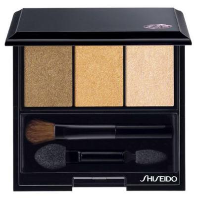 Luminizing Satin Eye Color Trio Shiseido - Paleta de Sombras - GY901 - Snow Shadow