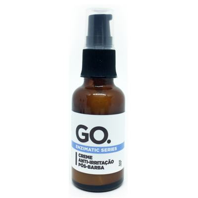Pós-Barba Go - Creme Anti-Irritação - 30g