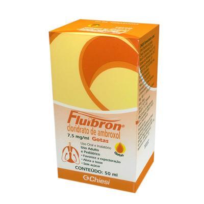 Fluibron 7,5 mg/mL Gotas 50ml