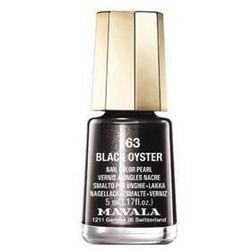 Esmalte Mavala Mini Color Perolado - 163 - Black Oyster | 5ml