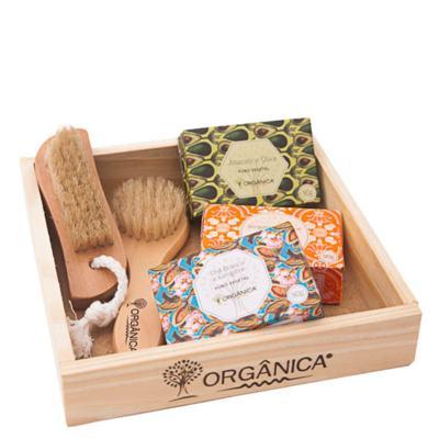 Imagem 2 do produto Banho Puro Vegetal SPA 3 Fragrâncias Orgânica - Kit - kit