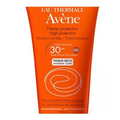 Imagem 2 do produto Avène 30 Emulsão Toque Seco Color Avène - Protetor Solar - 50ml