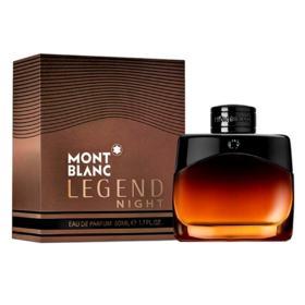 Legend Night Montblanc Perfume Masculino - Eau de Parfum - 50ml