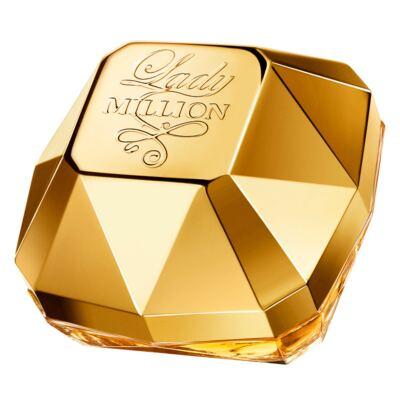 Imagem 1 do produto Lady Million Paco Rabanne - Perfume Feminino - Eau de Parfum - 30ml