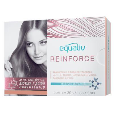 Imagem 1 do produto Reinforce Equaliv - Suplemento - 30 Cáps