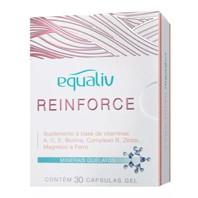 Imagem 2 do produto Reinforce Equaliv - Suplemento - 30 Cáps