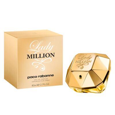 Imagem 3 do produto Lady Million Paco Rabanne - Perfume Feminino - Eau de Parfum - 80ml