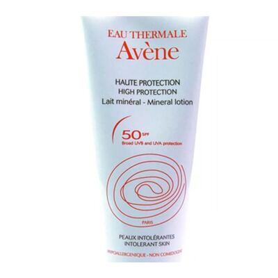 Imagem 2 do produto Avène Loção Fps 50 Avène - Protetor Solar - 100ml