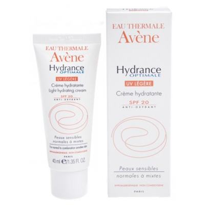 Imagem 2 do produto Hydrance Optimale Fps 20 Avène - Hidratante Facial - 40ml