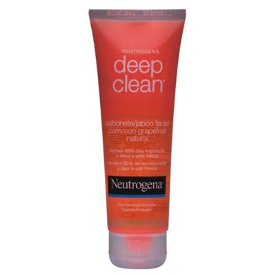 Deep Clean Grapefruit Neutrogena - Sabonete Facial - 80g