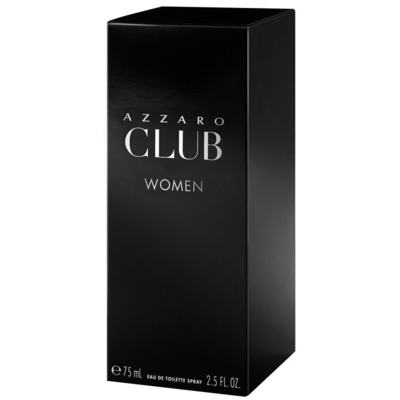 Imagem 1 do produto Azzaro Club Women de Azzaro Eau de Toilette - 75 ml