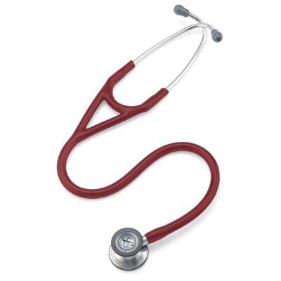 Imagem 2 do produto Kit Esteto Littmann Cardiology IV Vinho com Aparelho de Pressão Bic Vinho