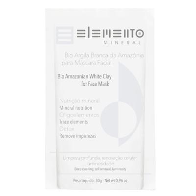 Imagem 1 do produto Máscara Facial Elemento Mineral Bio Argila Branca da Amazônia - 30g