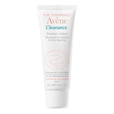 Eau Thermale Cleanance Emulsion Avène - Hidratante Corporal - 40ml